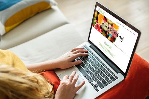Online coaching krijg je bij voedingscoach Fit ben Jij!